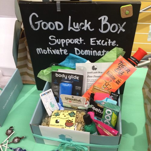 Good Luck Box