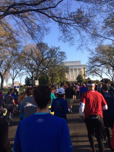 lincoln memorial runners