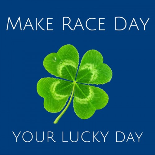 How To Get Lucky On Race Day