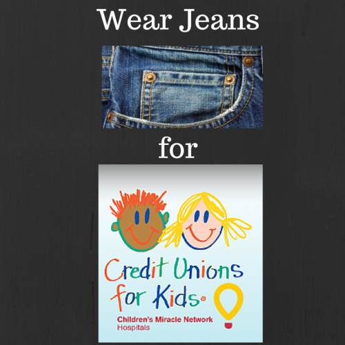 Wear Jeans To Support CMNH